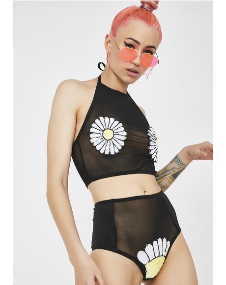 Bloomin' Bae Sunflower Set