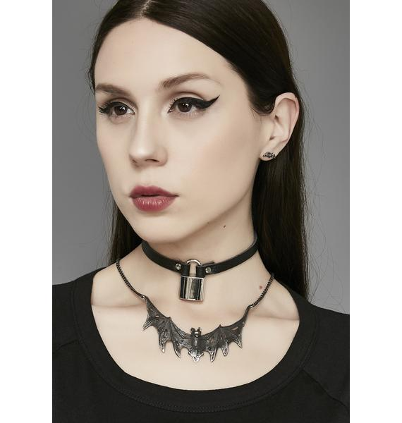 Throw Away The Key Choker