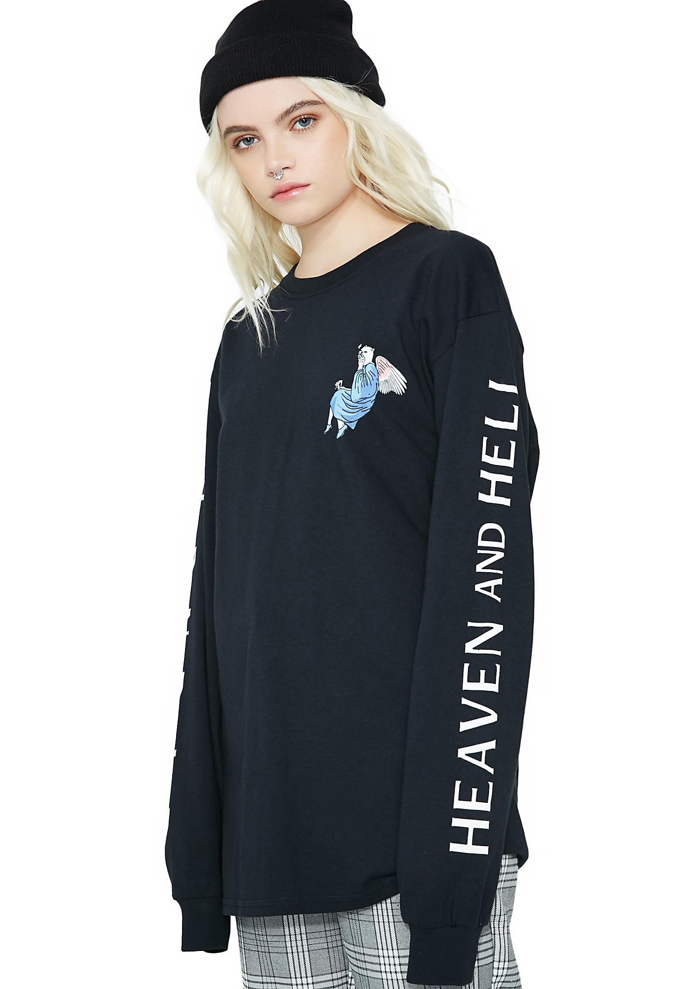 RIPNDIP Heaven And Hell Long Sleeve