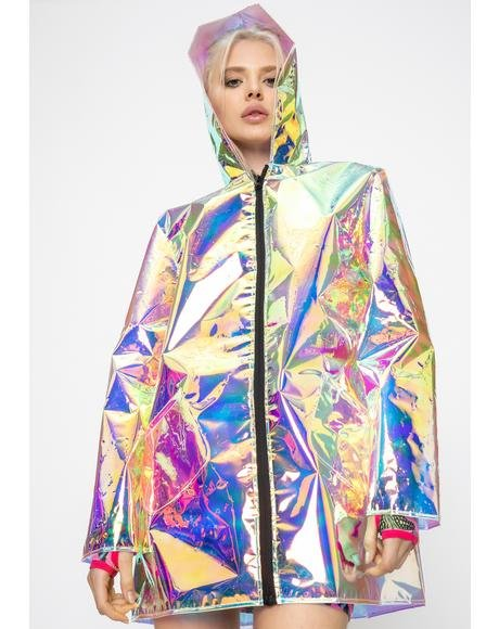 Solar Beam Iridescent Jacket