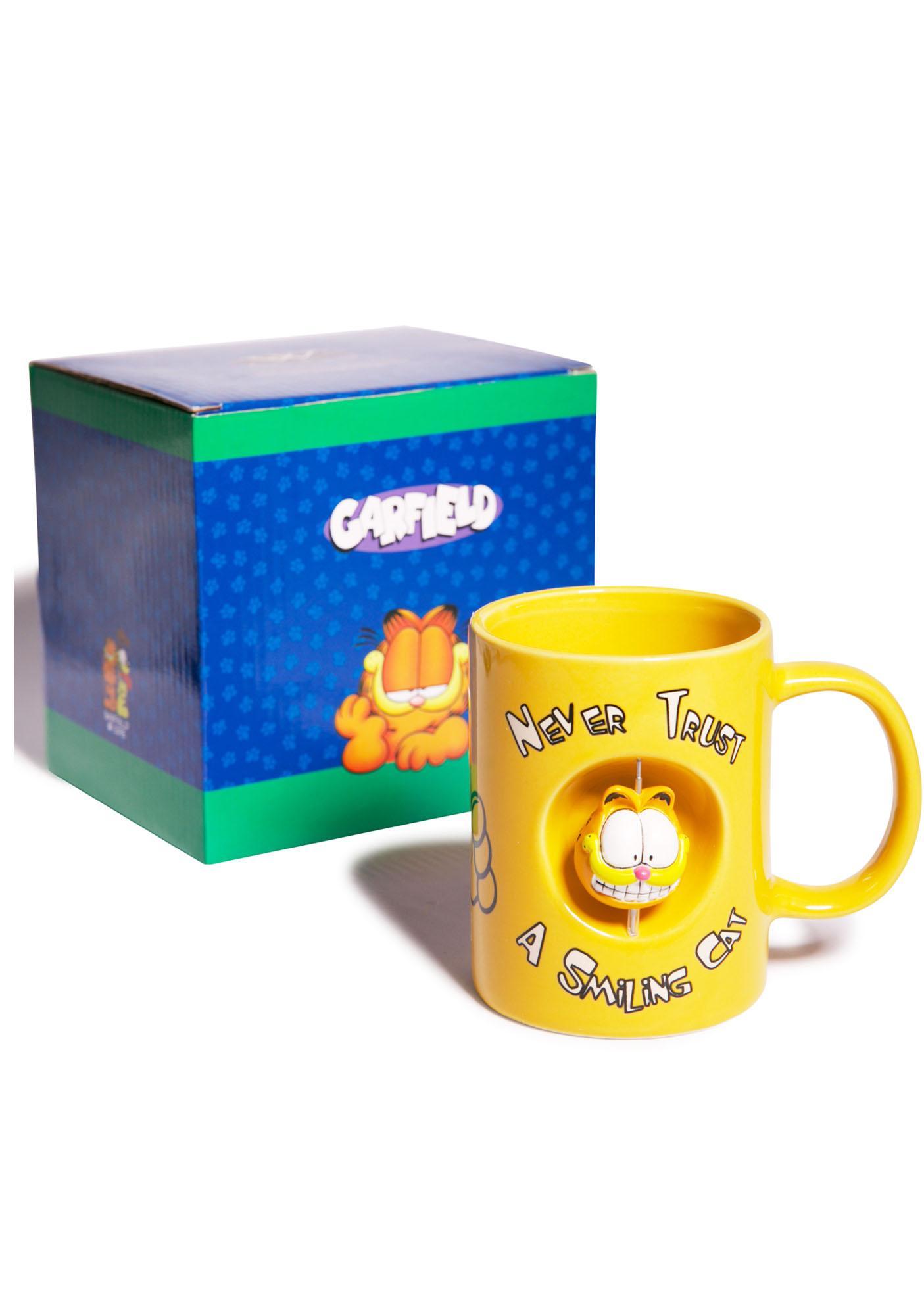 Garfield Trust Issues Mug