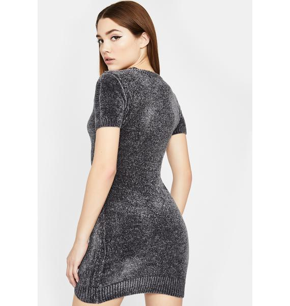 So Over You Mini Dress