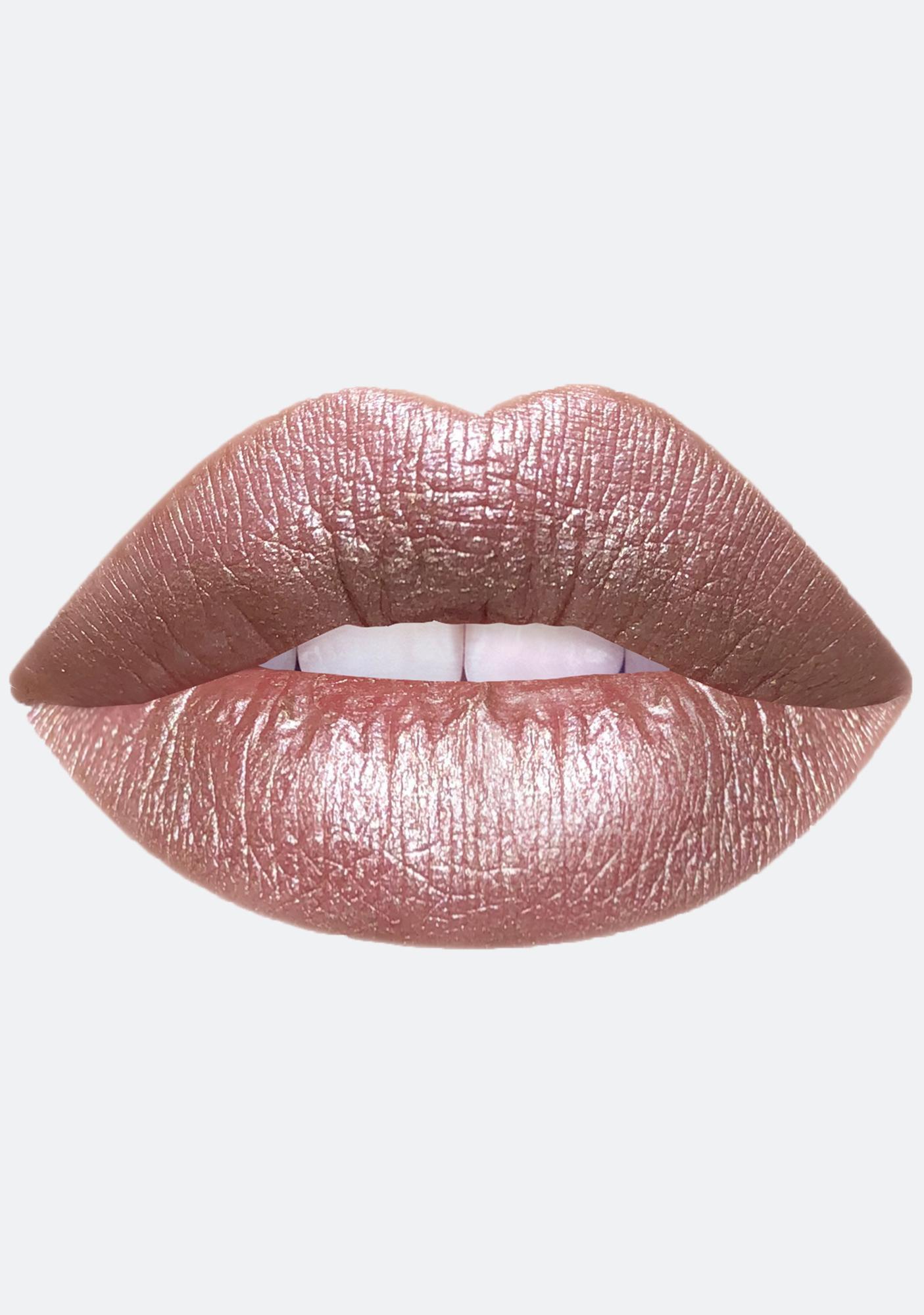 Lime Crime Ambrosia Plushies Glow Lipstick