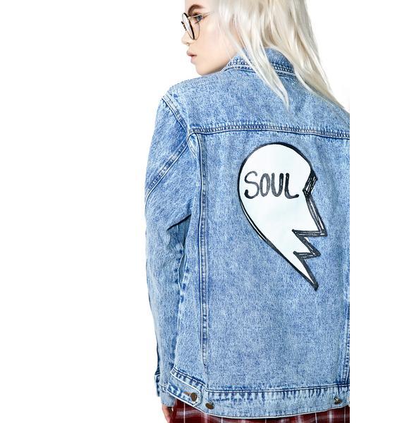 Soul Mates Denim Jacket