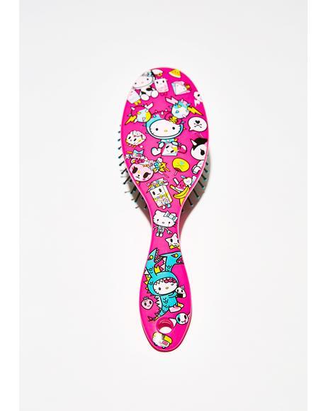 Hello Kitty Tokidoki Hair Brush