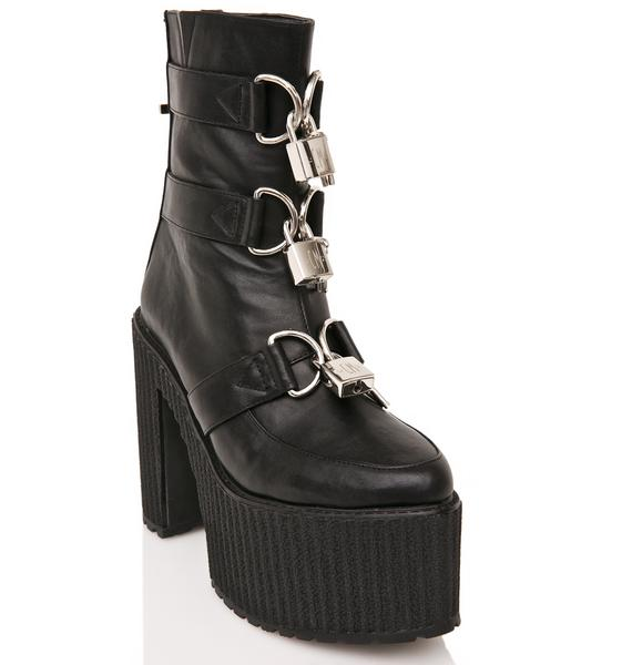 Current Mood Lock Creep Platforms