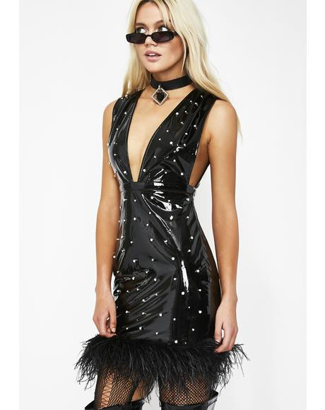 Luxx Fetish Vinyl Dress