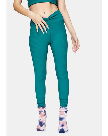 Thermal High Waist Leggings