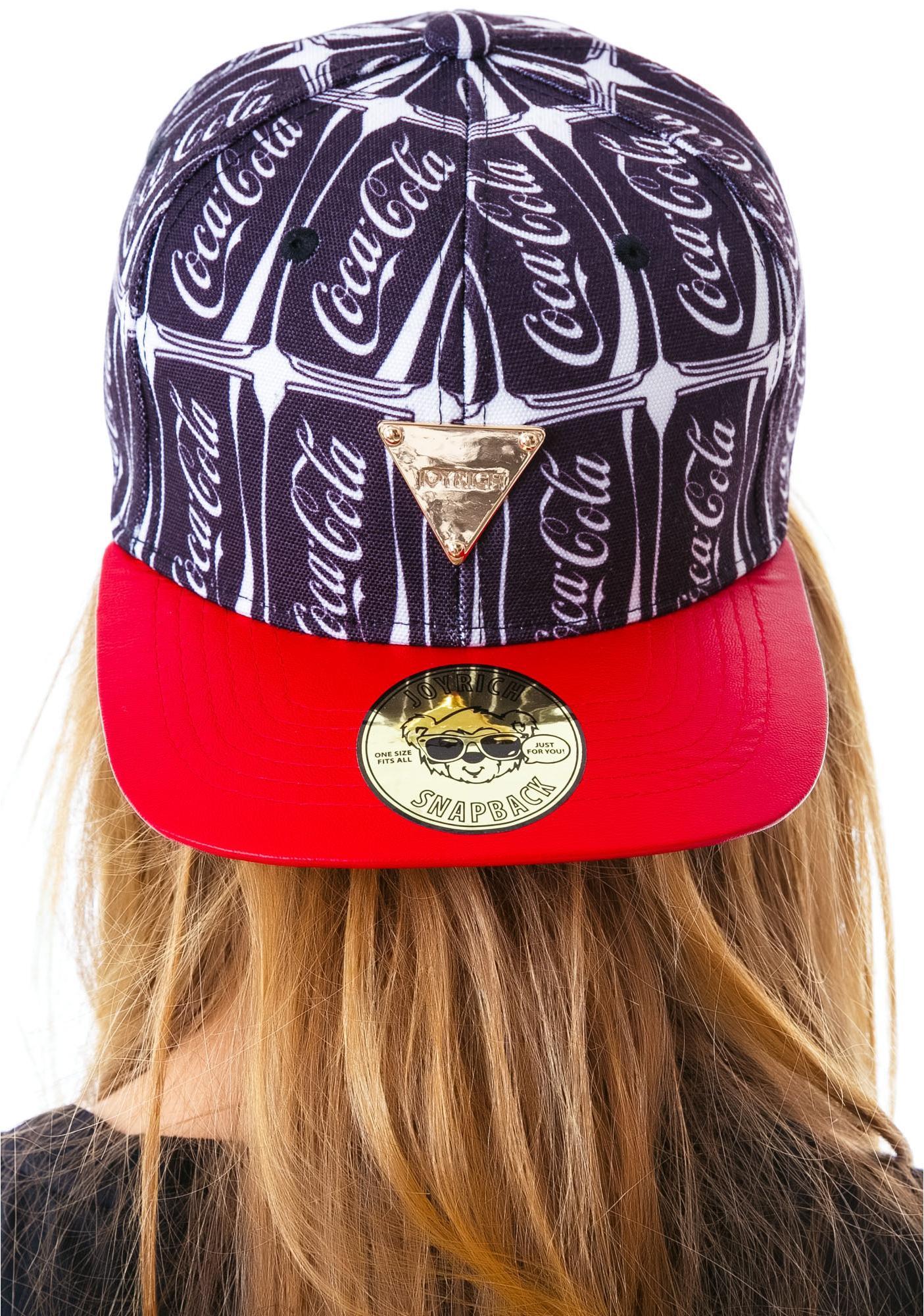 Joyrich Coco-Cola Snapback