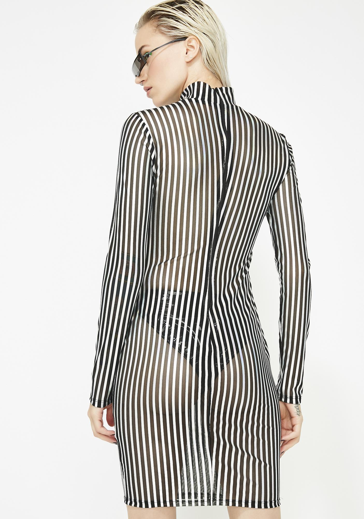 Groovy Thang Striped Dress