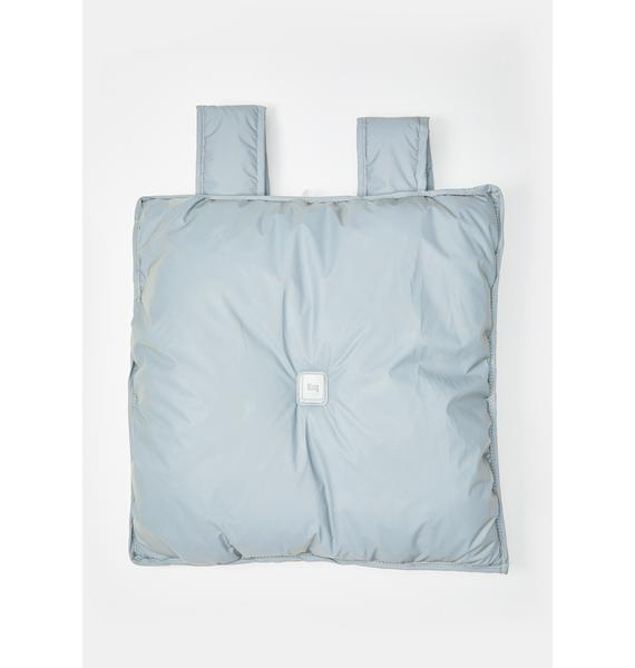 ESQAPE Reflective Pillow Backpack