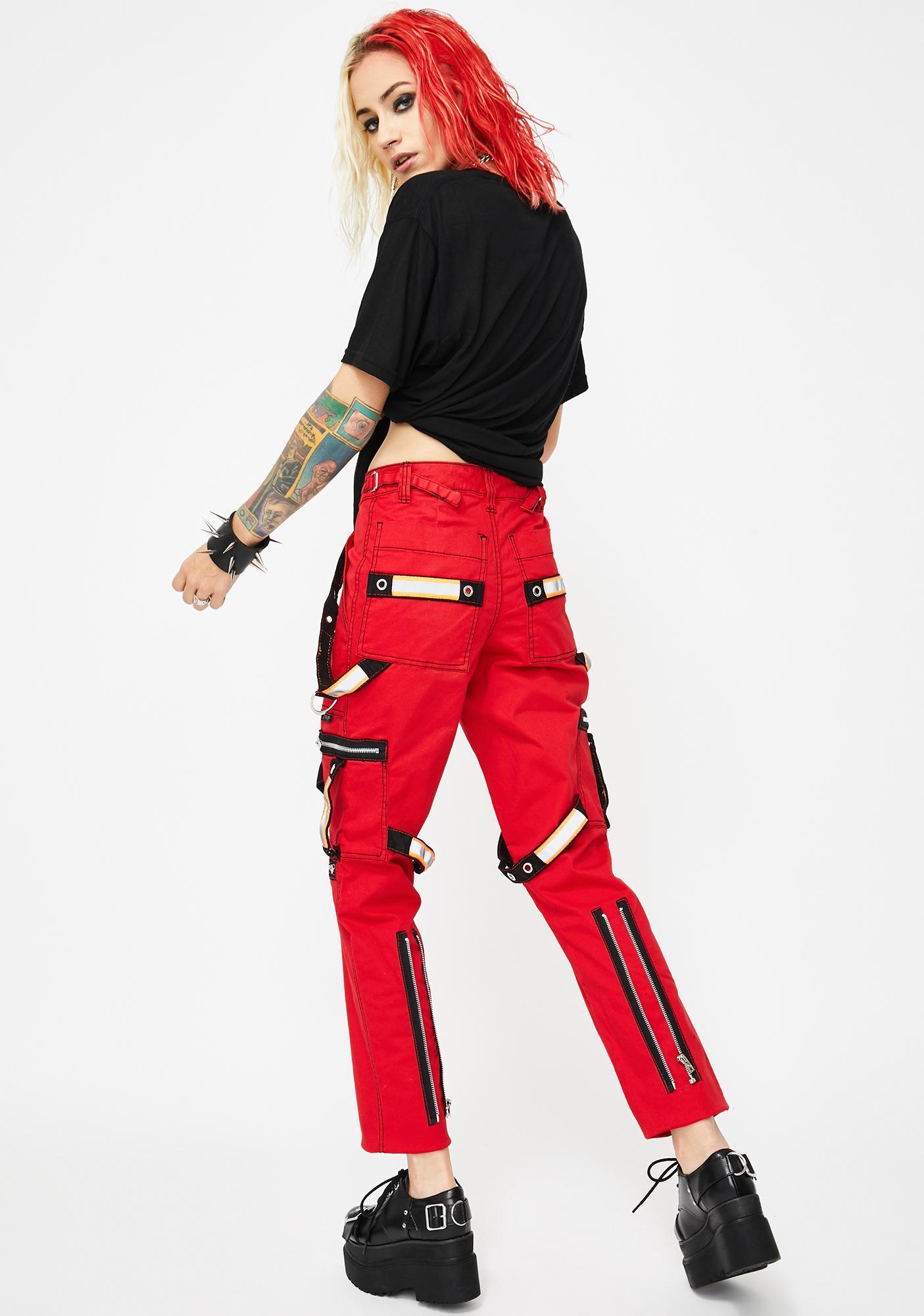 Tripp NYC Power Reflective Pants