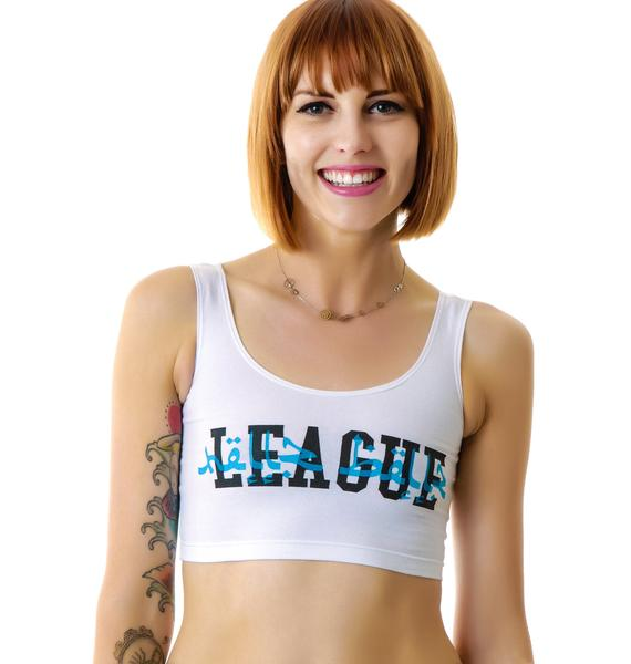 HLZBLZ x Belle of the Brawl League Tank