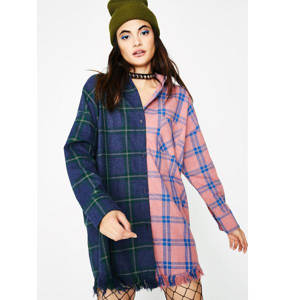 Opposite Ends Flannel
