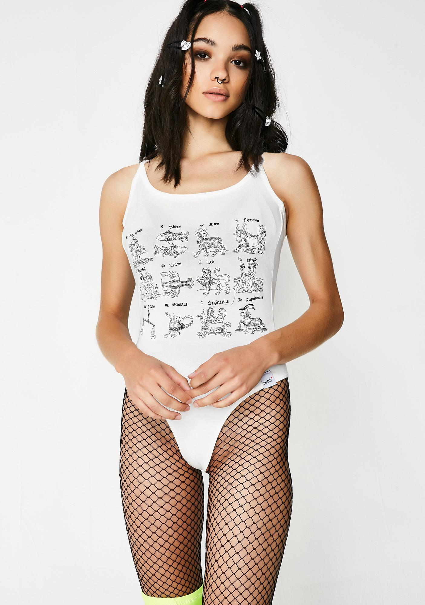 O Mighty Whats Your Sign BB Bodysuit
