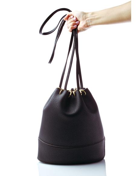 Ring The Alarm Bucket Bag