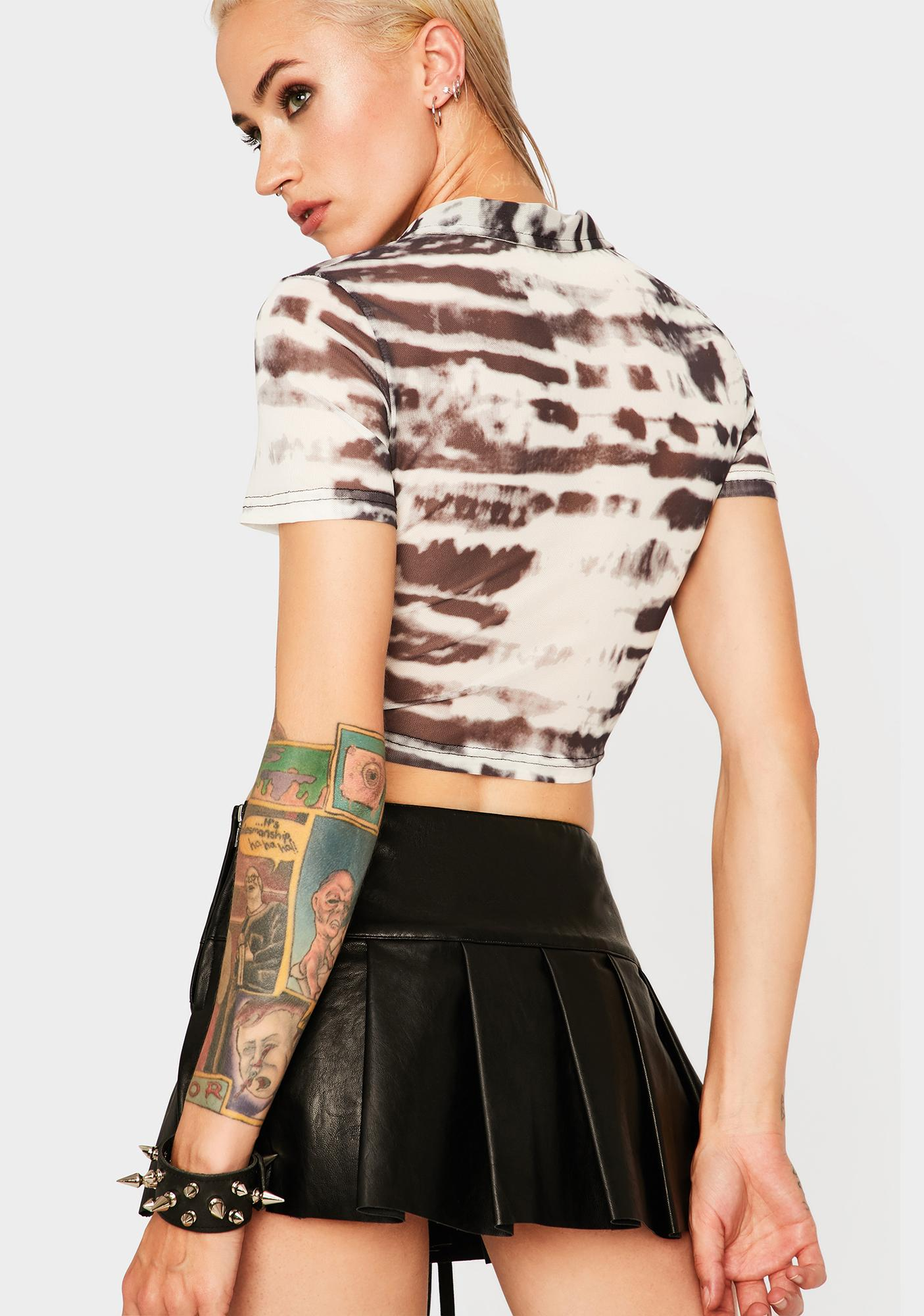Ink Tough Competition Mesh Top