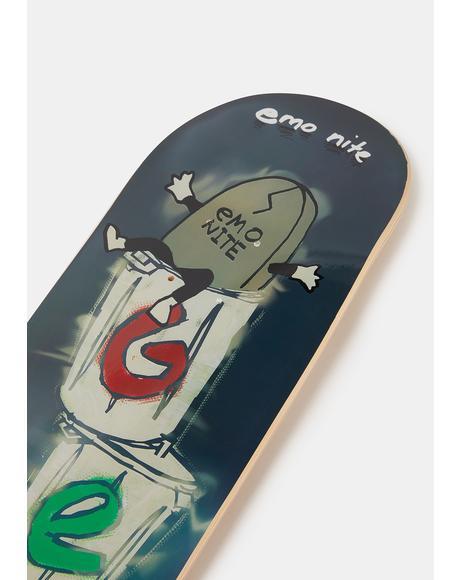 x Emo Nite Graveboy Ghost Rider Deck
