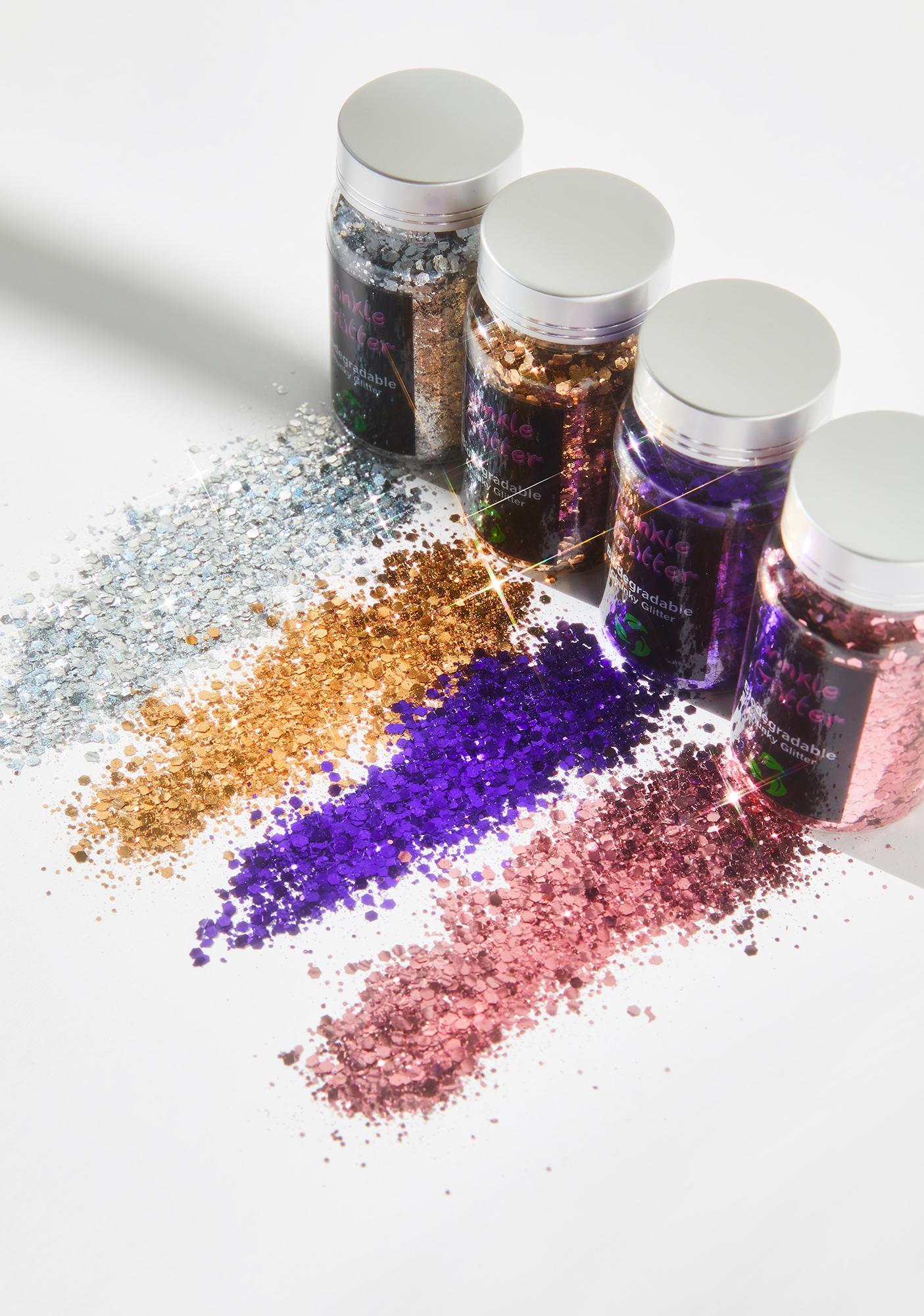 Glowin' Pixie Magic Biodegradable Glitter