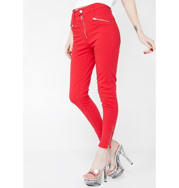 Levis Moto MH Ankle T2 Jeans