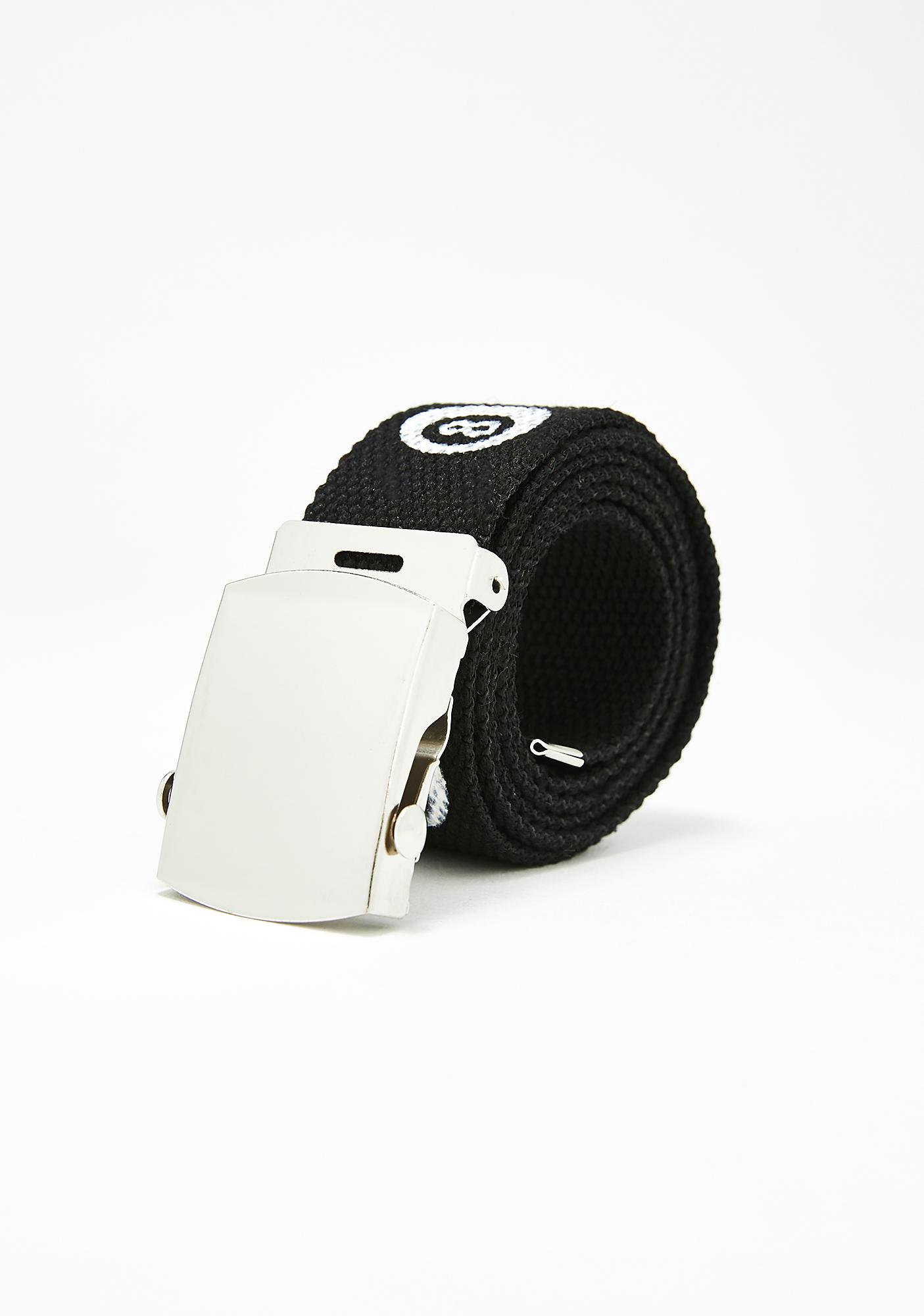 Against The Odds Canvas Belt