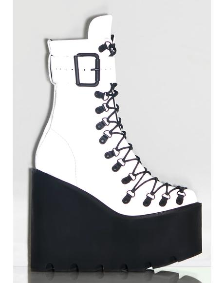 Reflective Traitor Boots