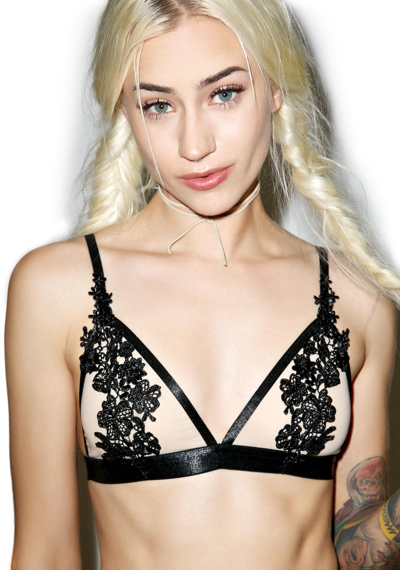 Weepin' Willows Bralette