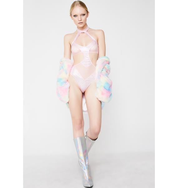 Club Exx Bad Barbie Bodysuit