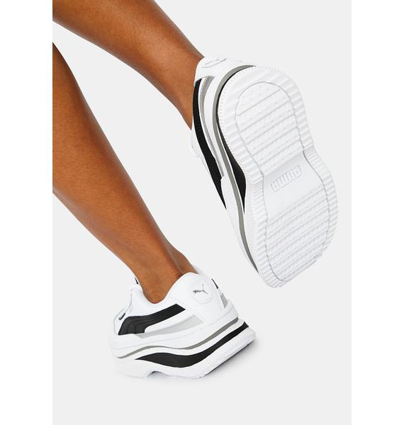 PUMA Deva Mono Pop Platform Sneakers