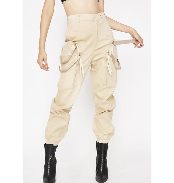 Dawn Smoke Break Cargo Pants