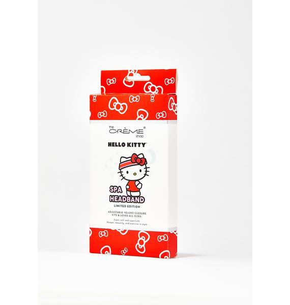The Crème Shop Hello Kitty Spa Headband