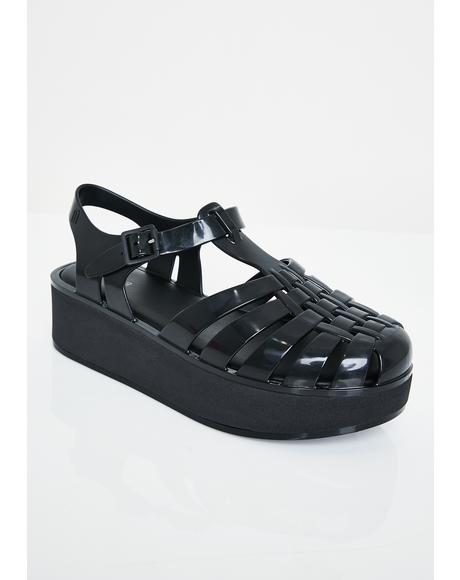 Possession Platform Sandals