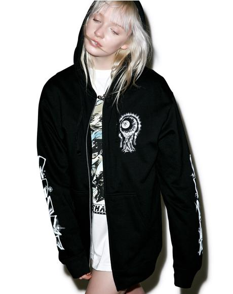 Lamour Boardwalk Zip Up Hoodie