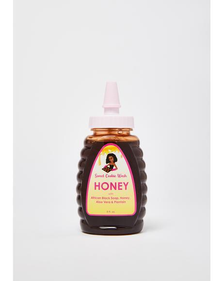 African Honey Cookie Feminine Wash