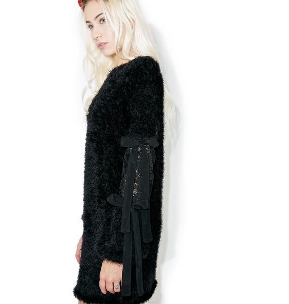 For Love & Lemons Francoise Mini Dress