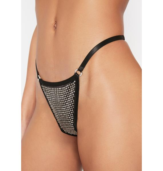 HOROSCOPEZ Aries Charm Thong Panty