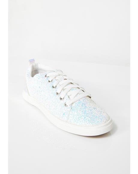 Icy Baby Glitter Sneakers