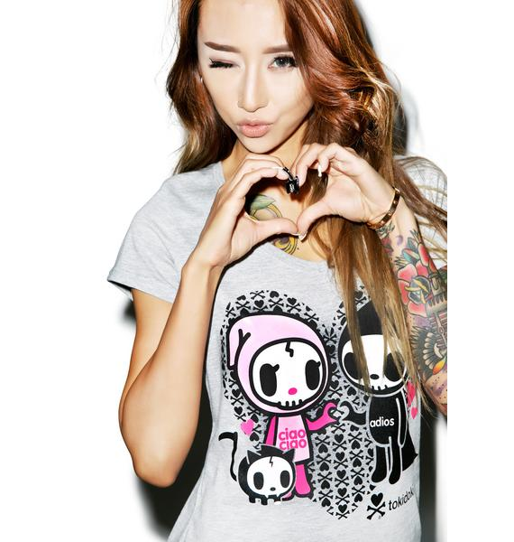 Tokidoki I Heart You Tee