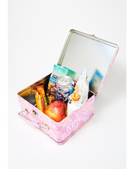 Nerm Camo Lunchbox