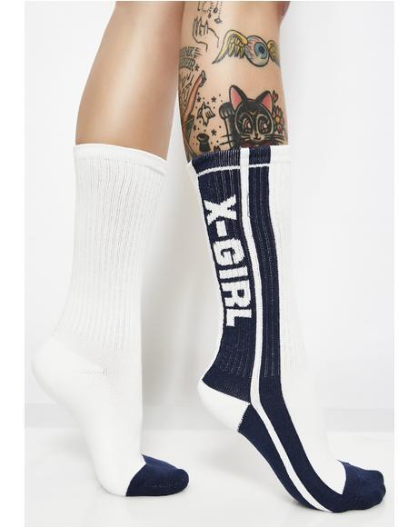 Pit Crew Socks