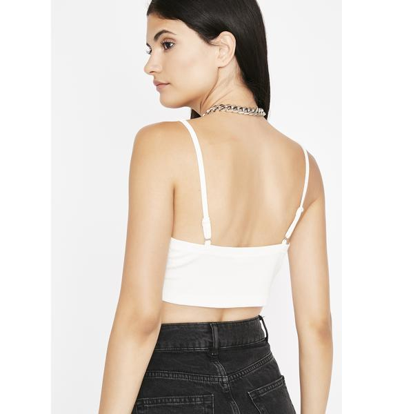 The Real You Lace Top