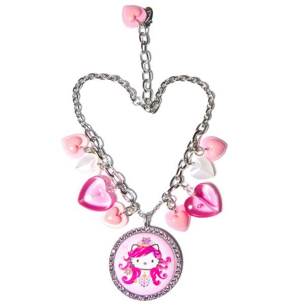 Tarina Tarantino Princess Multicharm Necklace