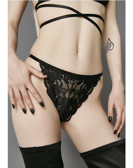 Poison Lace Undies
