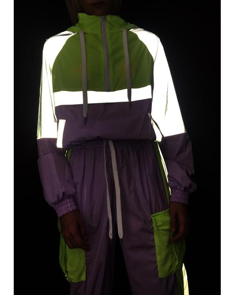 Track Star Reflective Set