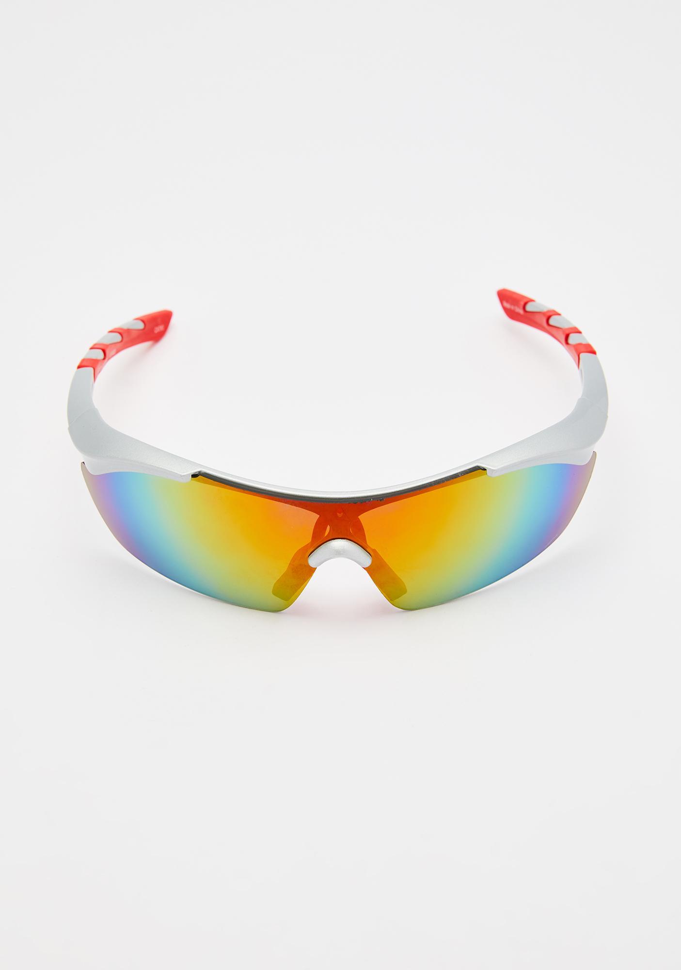 Fast Future Shield Sunglasses