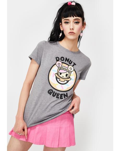 Donut Queen Graphic Tee