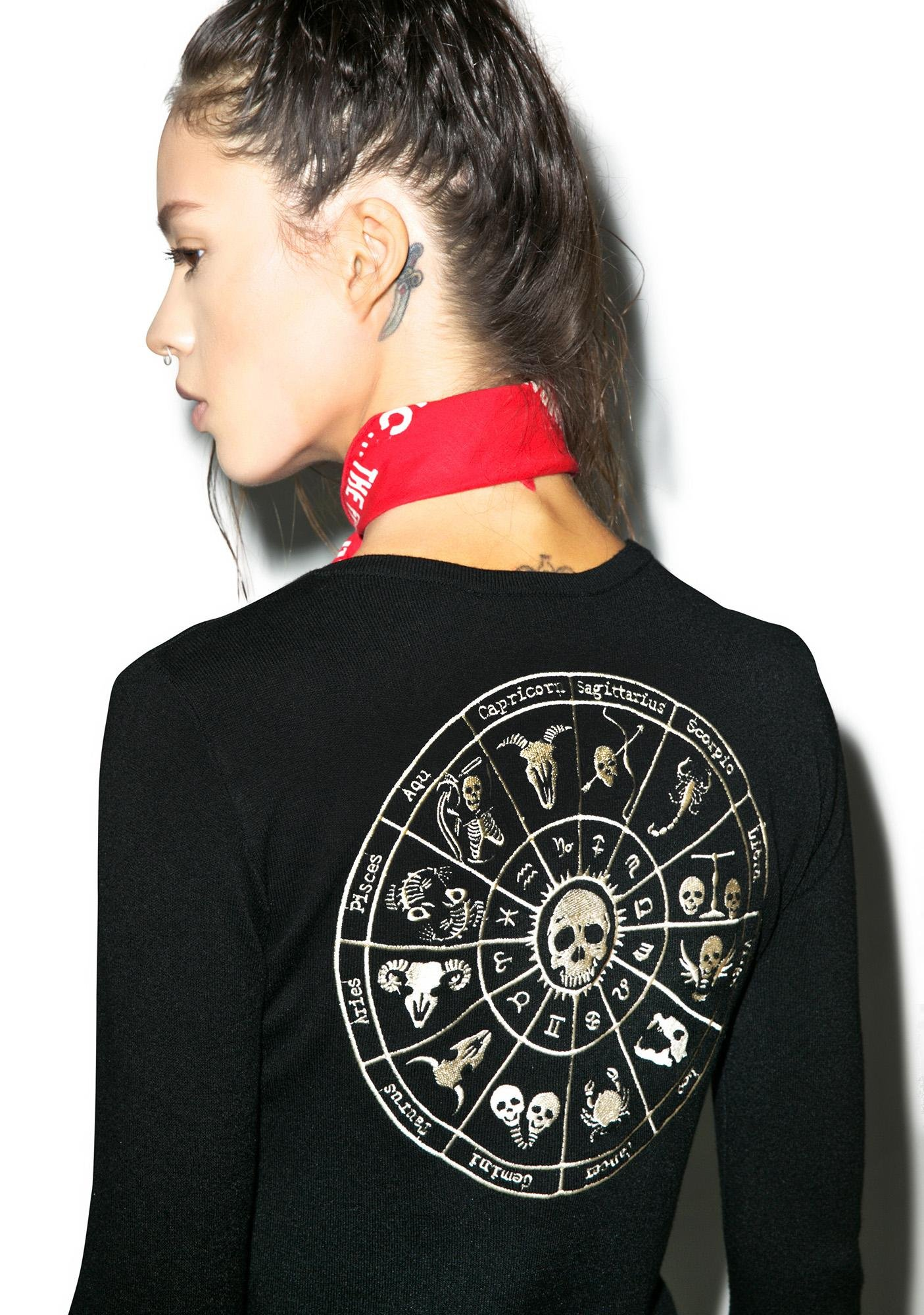 Skelescope Cardigan