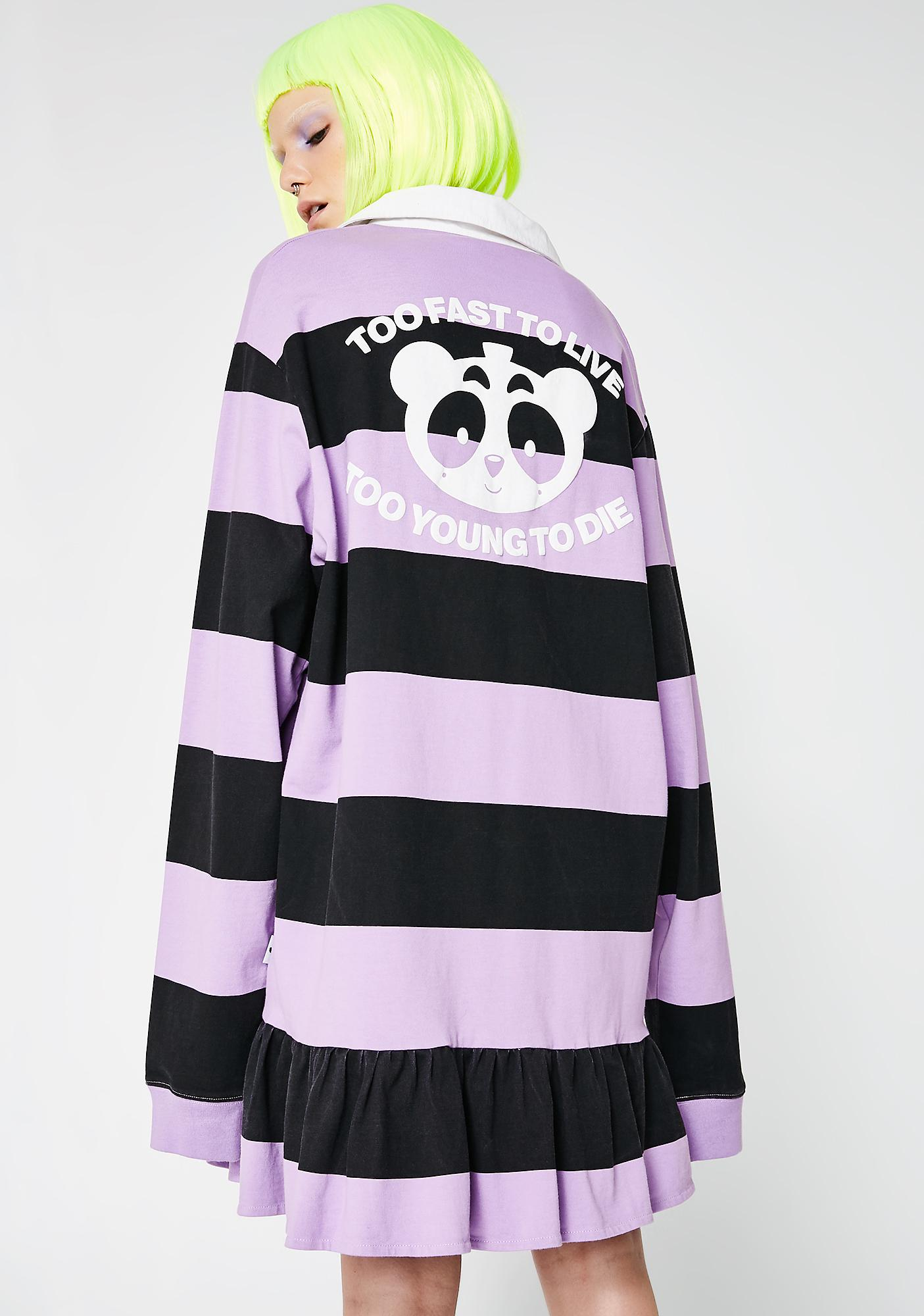 Nicopanda Too Fast Rugby Dress