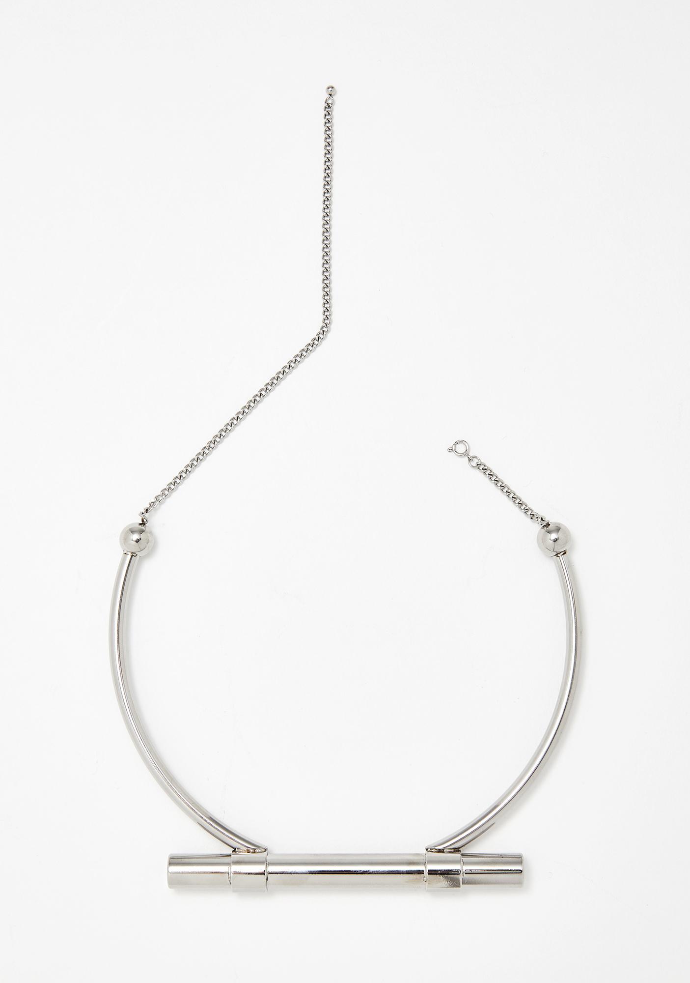 Disturbia Minimal Necklace