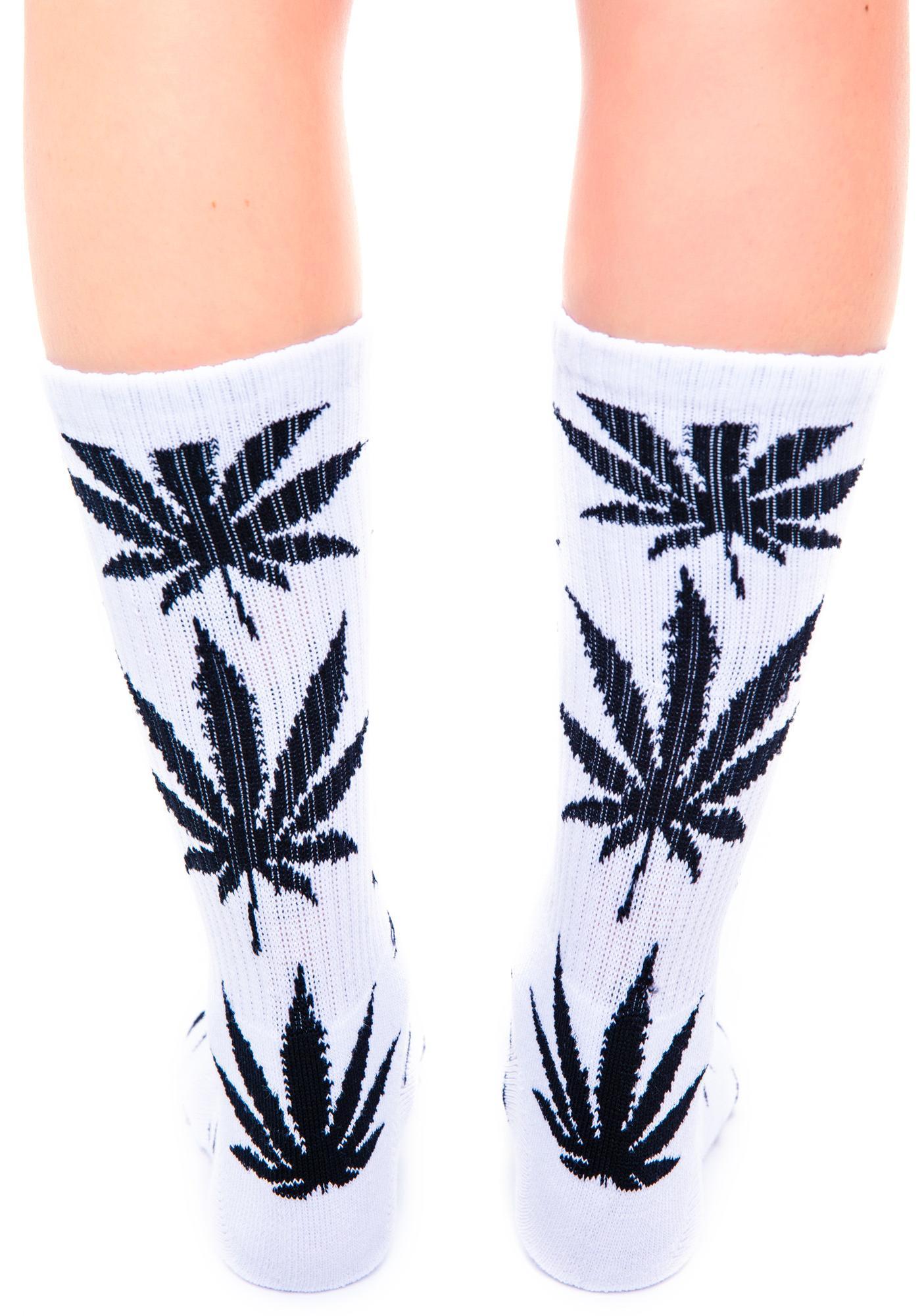 HUF Plantlife Two Tone Sock